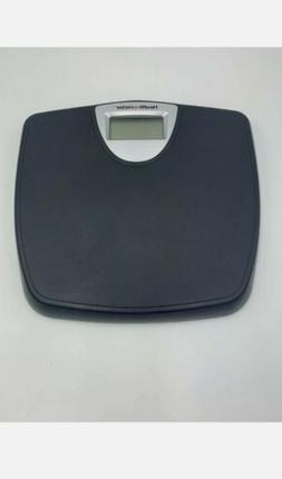 Health o Meter HDM770-05 Weight Tracking Scale, Black
