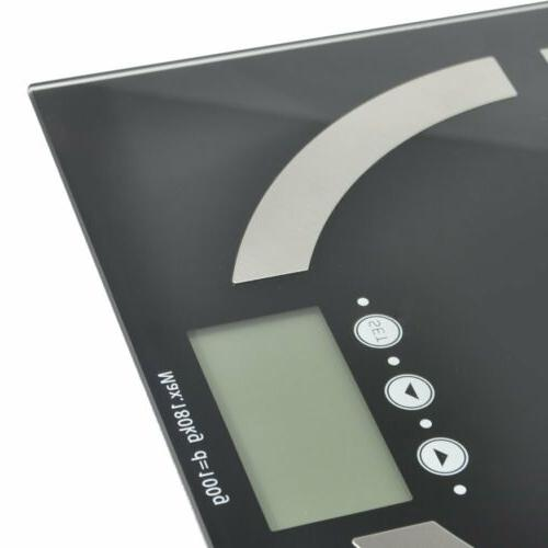 Smart Scale Health Fitness Muscle BMI
