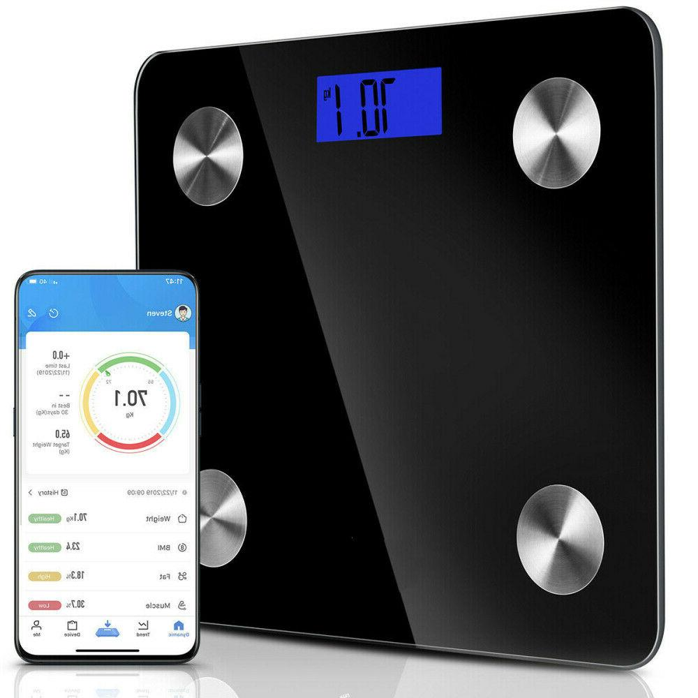 180KG Digital Bathroom Scale Weight Scales Fitness