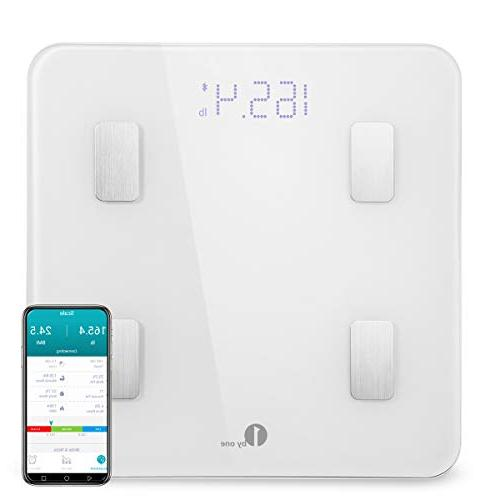 bluetooth smart fat scale composition