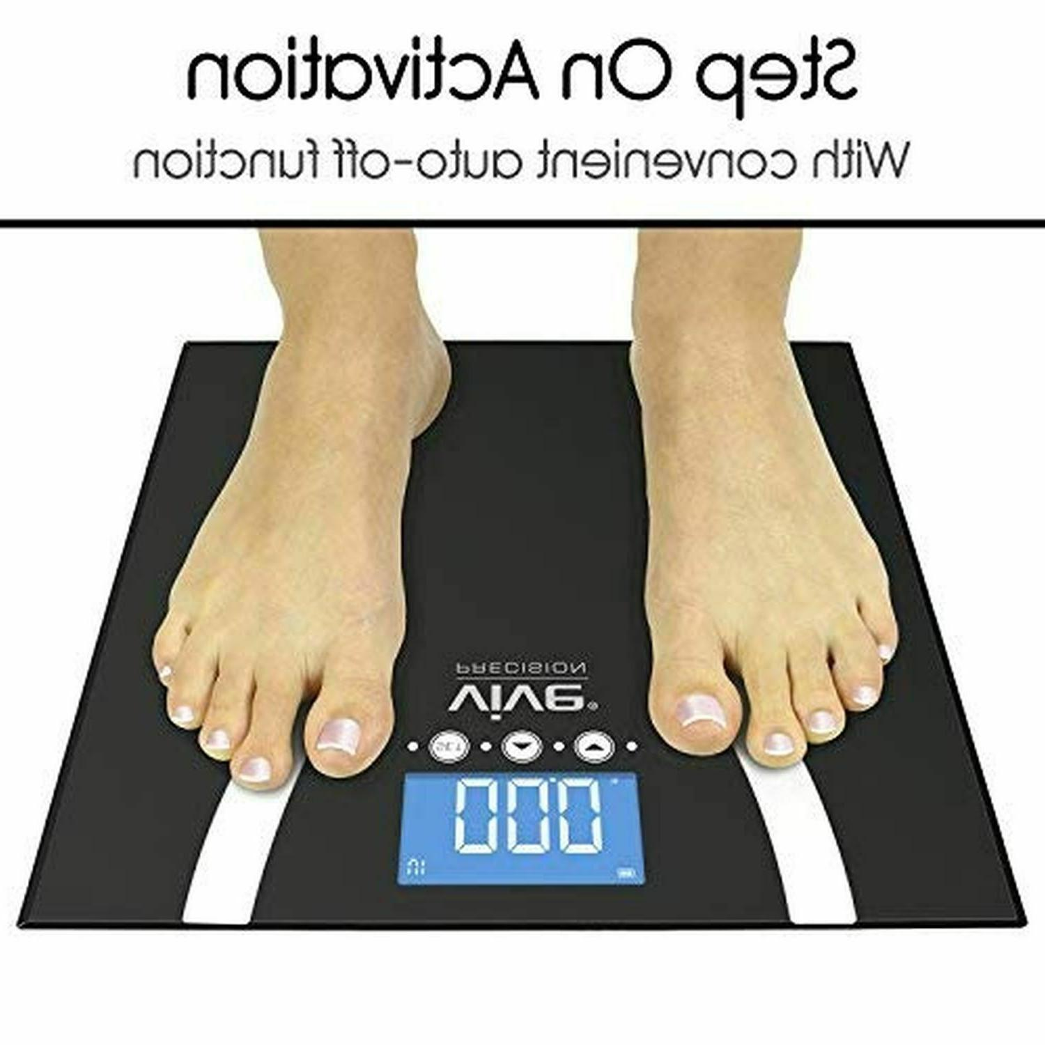 400lb Smart Scale BMI Muscle