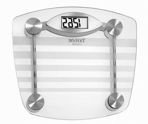 Taylor 7507 Lithium Glass Chrome Scale