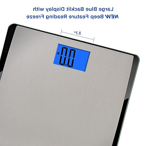 EatSmart 550 Extra-High Capacity Scale with