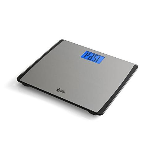 EatSmart 550 Extra-High Digital Scale with Extra-Wide