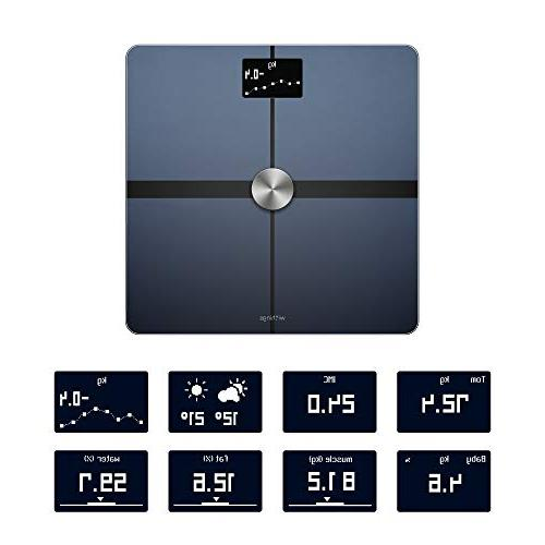 Withings Nokia Body+ - Composition with Black