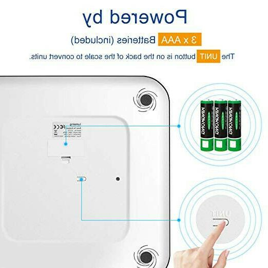 Bathroom Body Scale Digital Monitor Weight Muscle