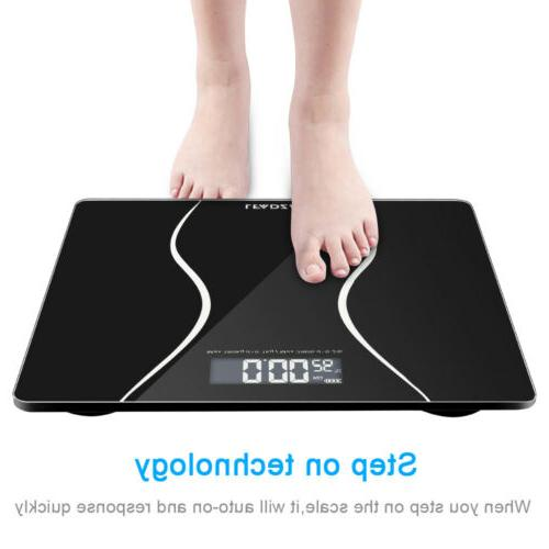 Electronic Bathroom Scales Weight Scale Smart Body Fat Bones