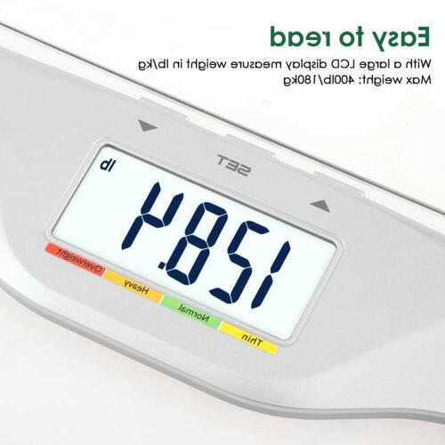 Bathroom Scales Weight Scale Smart Body Fat BMI Electronic