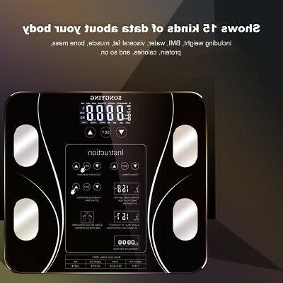 Digital Smart Scale Weight Muscle
