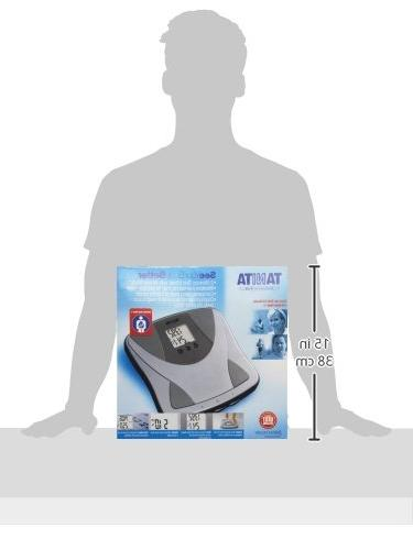 Tanita BF-680 Fat/Body Water Scale
