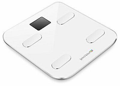 bluetooth 4 0 technology smart scale white