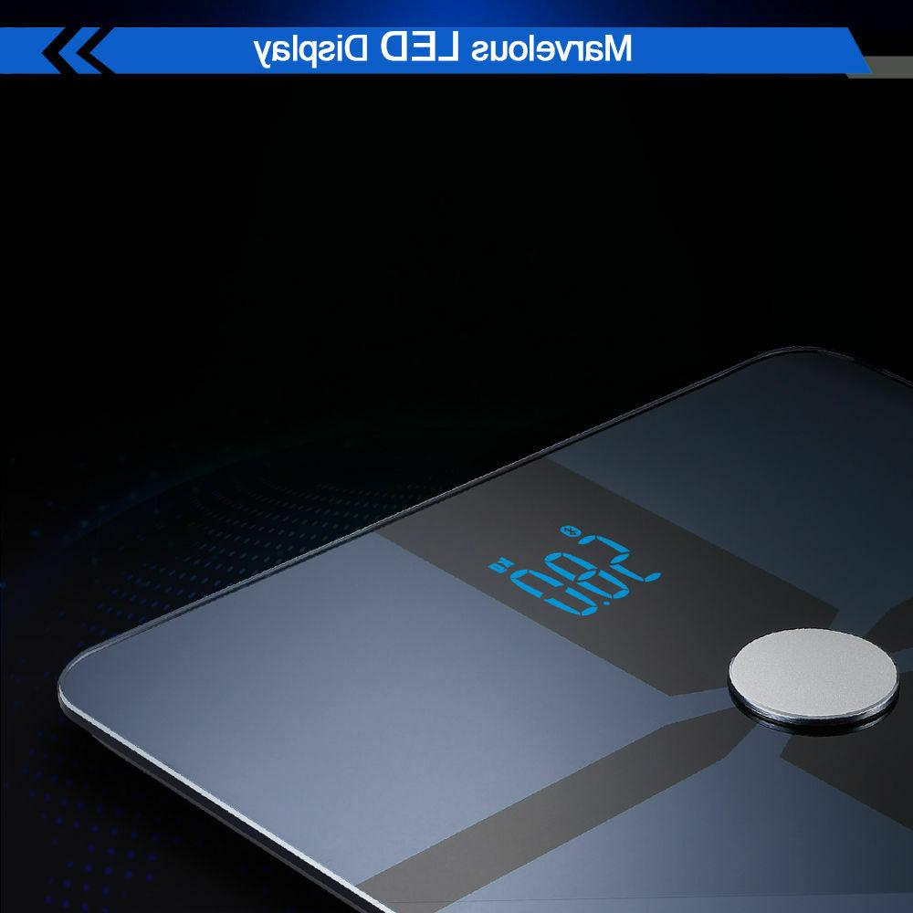 Bluetooth Digital Scale Body BMI for Android