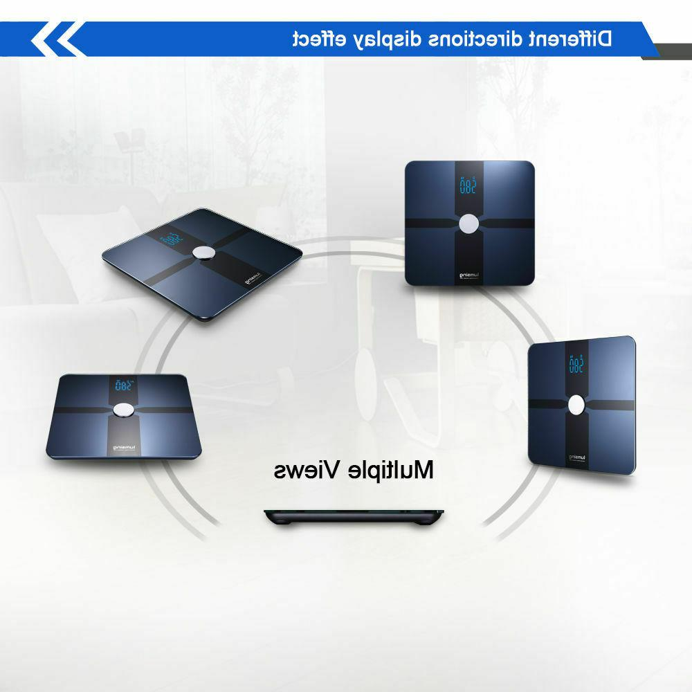 Bluetooth Scale Body Weight Android