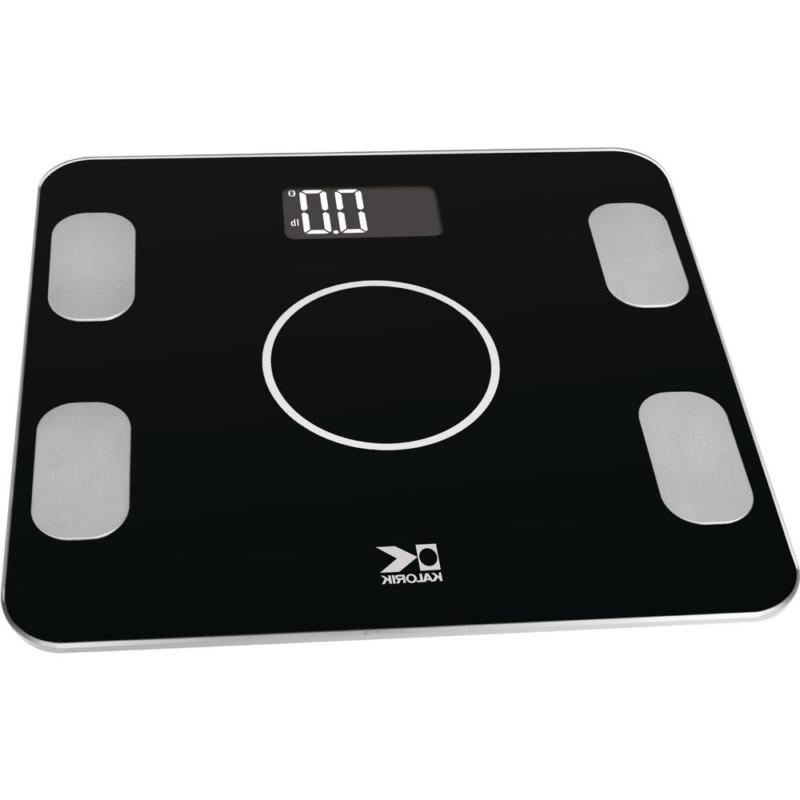 Bluetooth Electronic Body Fat Scale Stainless Steel Homemake