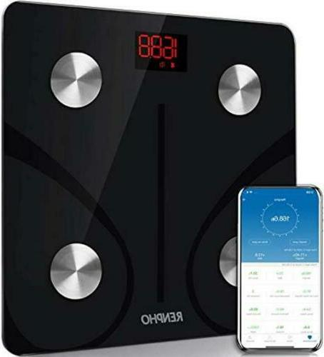 bluetooth fat scale
