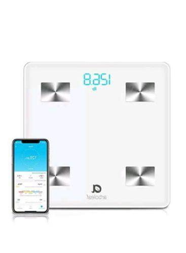 bluetooth scales digital weight and body fat
