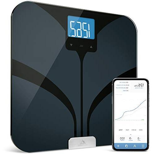 bluetooth smart body fat scale by greatergoods