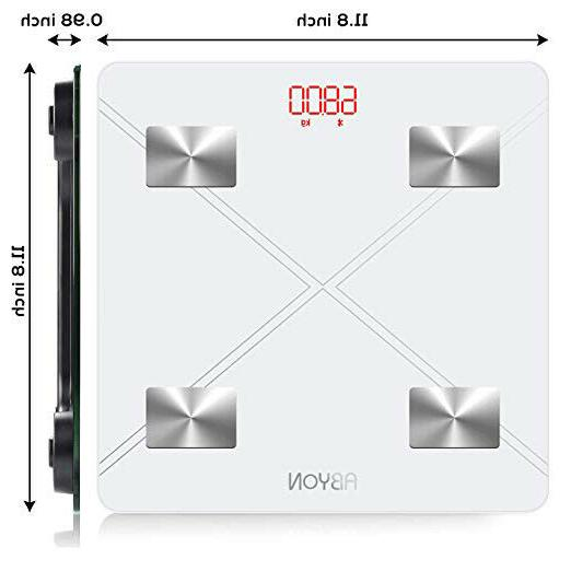 Bluetooth Smart and Body Fat Scales , Monitor