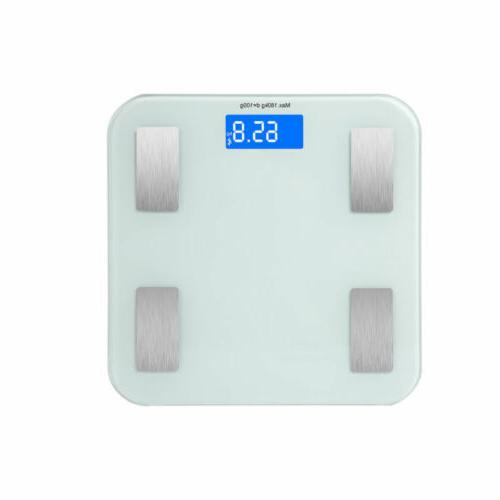 Bluetooth Smart Electronic Body Fat Scale Android