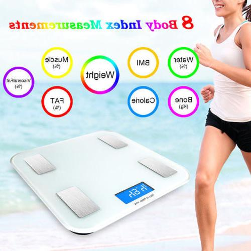 Bluetooth Smart Electronic Fat Scale Android IOS