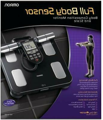 Omron Composition +Scale Fitness Indicators &