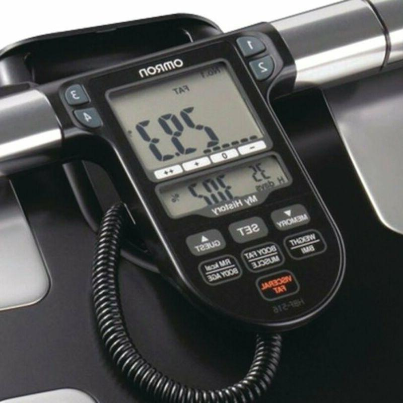 Body Composition Scale Fitness Indicators