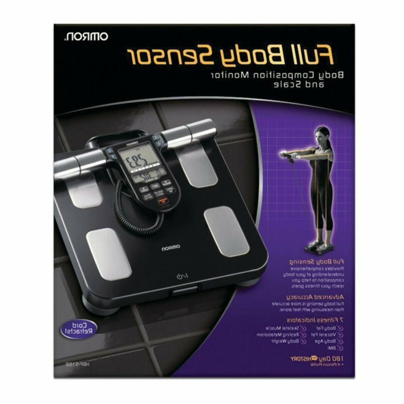 Body Composition Monitor with Scale - 7 Fitness Indicators