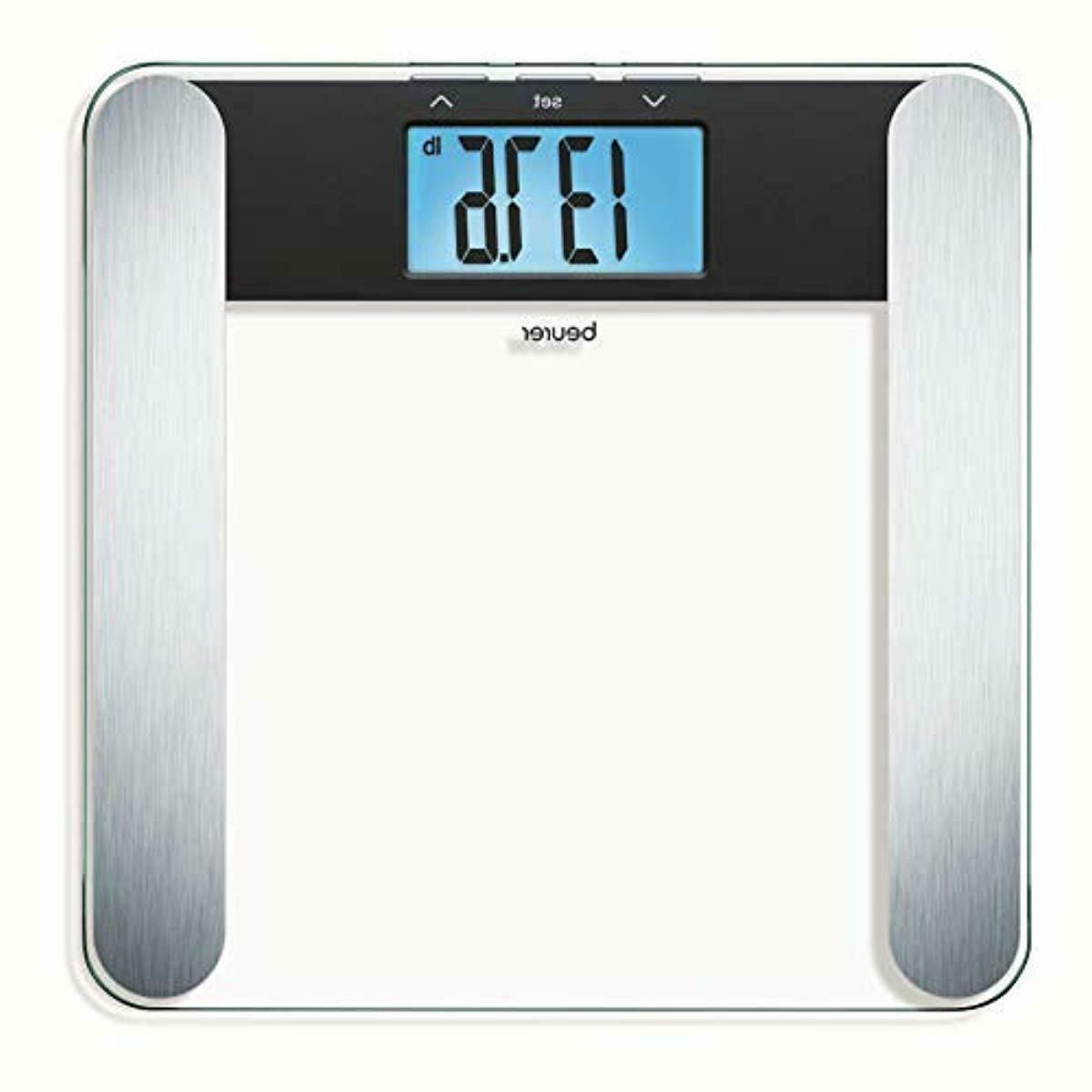Beurer Body Fat Scale Recognition, Digital