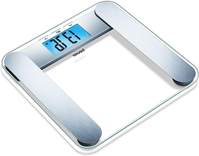 Beurer Body Fat Analyzer Scale BMI, Multi-User  Recognition,