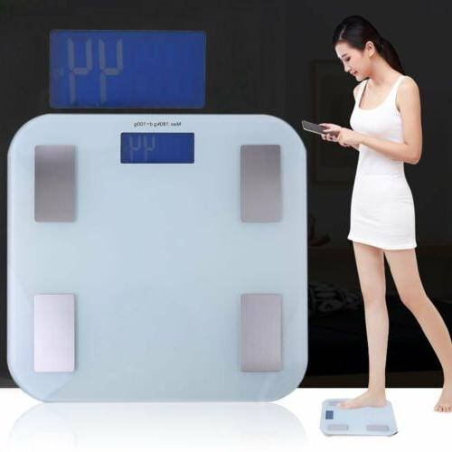 Body Fat Composition Smart Weight Electronic
