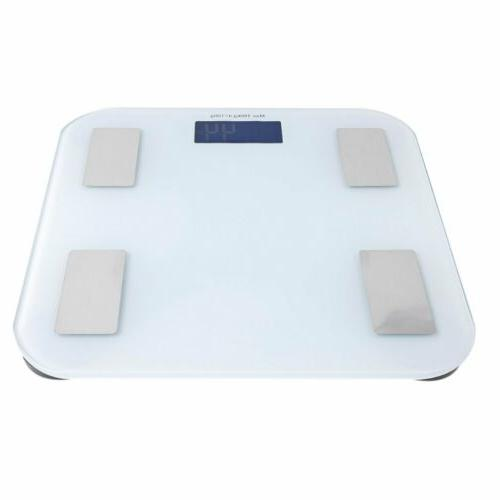 Body Monitor Smart Scale Bluetooth Electronic Android IOS