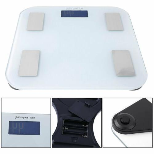 Body Monitor Composition Smart Scale Bluetooth Electronic