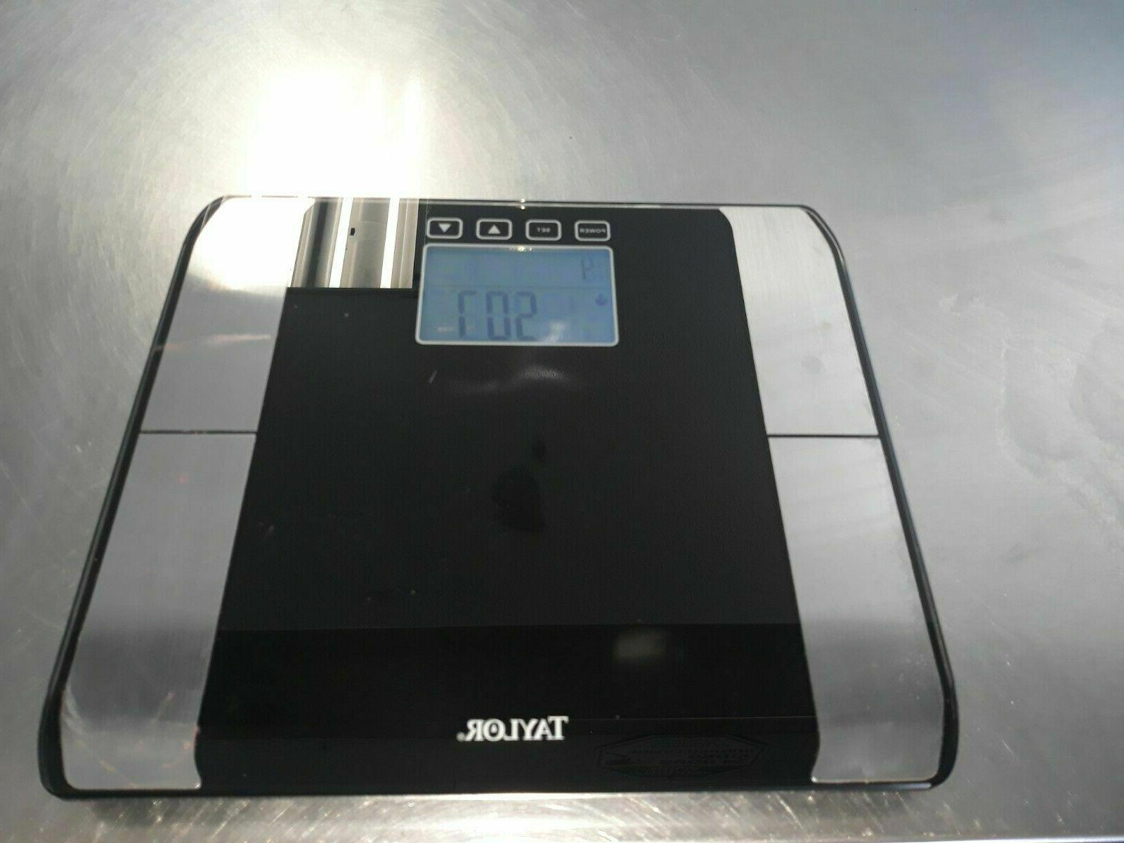 body fat scale model 5761bf working condition