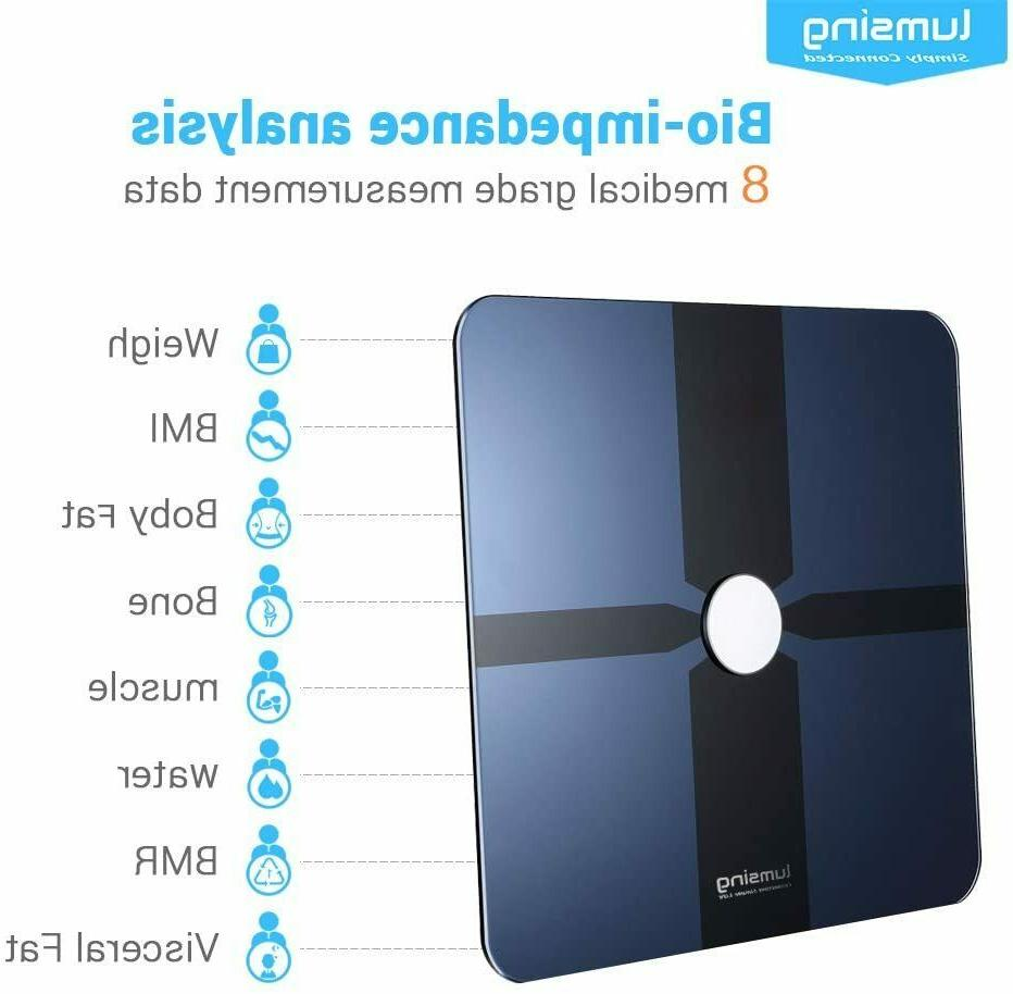 Lumsing Body Fat Scale 4.0 Scale
