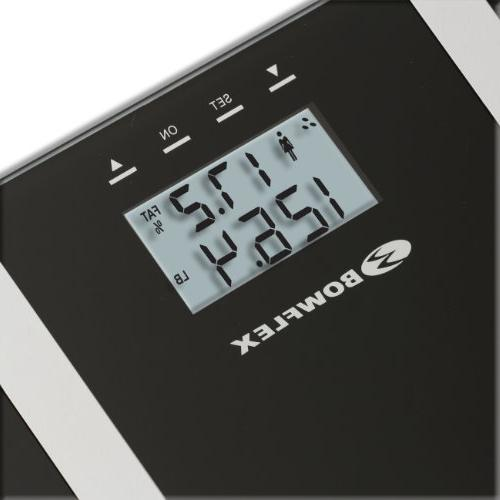 Taylor Precision Products Body Water Fat Scale with and Mode