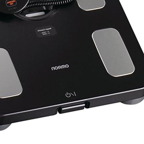 Omron with Scale Fitness Indicators 180-Day Memory