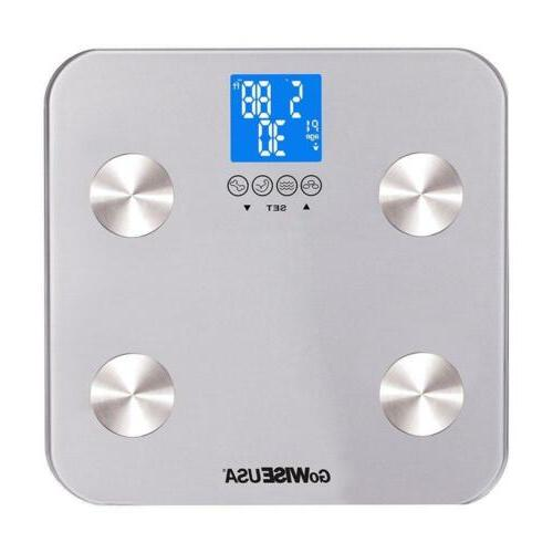 digital body fat scale fda approved measures