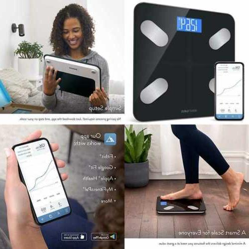 Digital Body Fat Smart Scale From Greatergoods Composition M