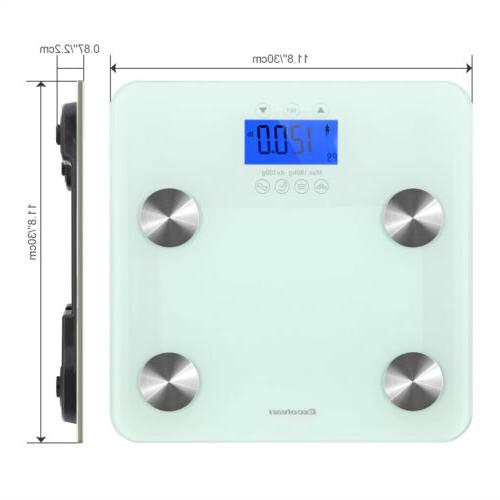 Body Fat Scale Composition Muscle BMI