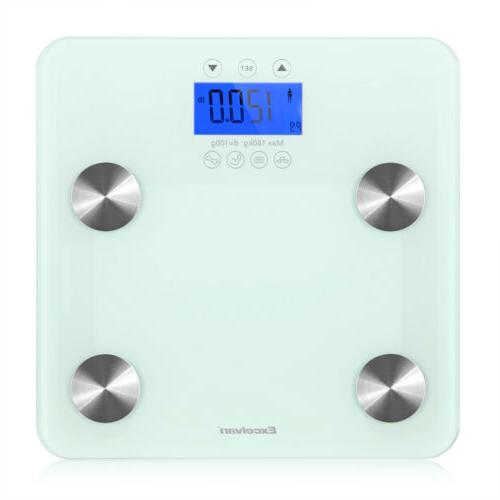 Body Scale Composition Analyzer Fitness Muscle