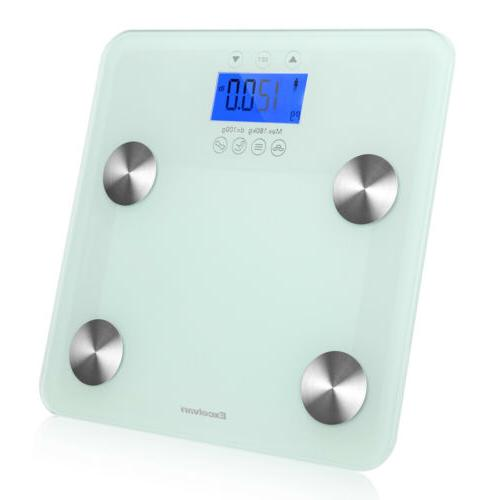 Body Fat Scale Composition Analyzer Fitness Scales Muscle