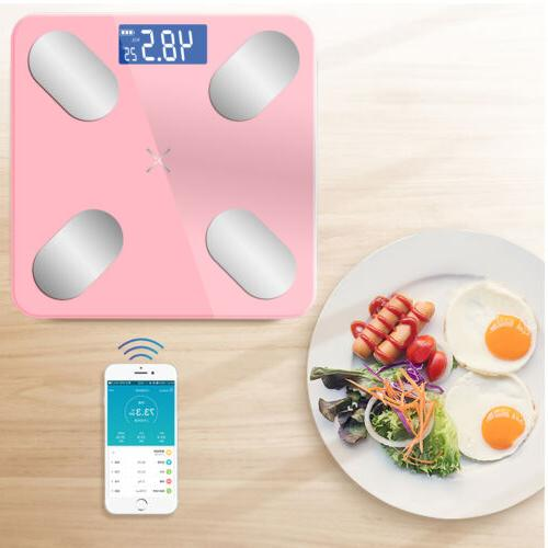 Digital Scale Health Fitness Calories