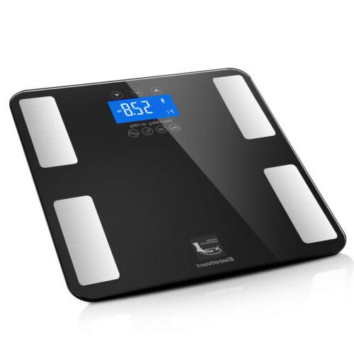 Digital Weight Scale LCD Bathroom