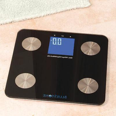 digital weight and body fat percentage scale