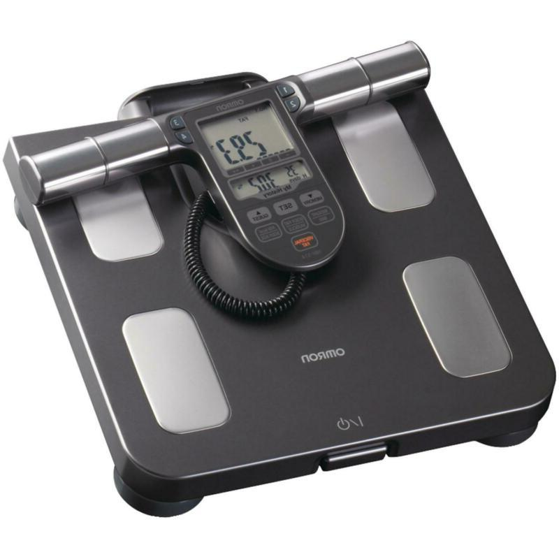 full body composition monitor scale sensor weight