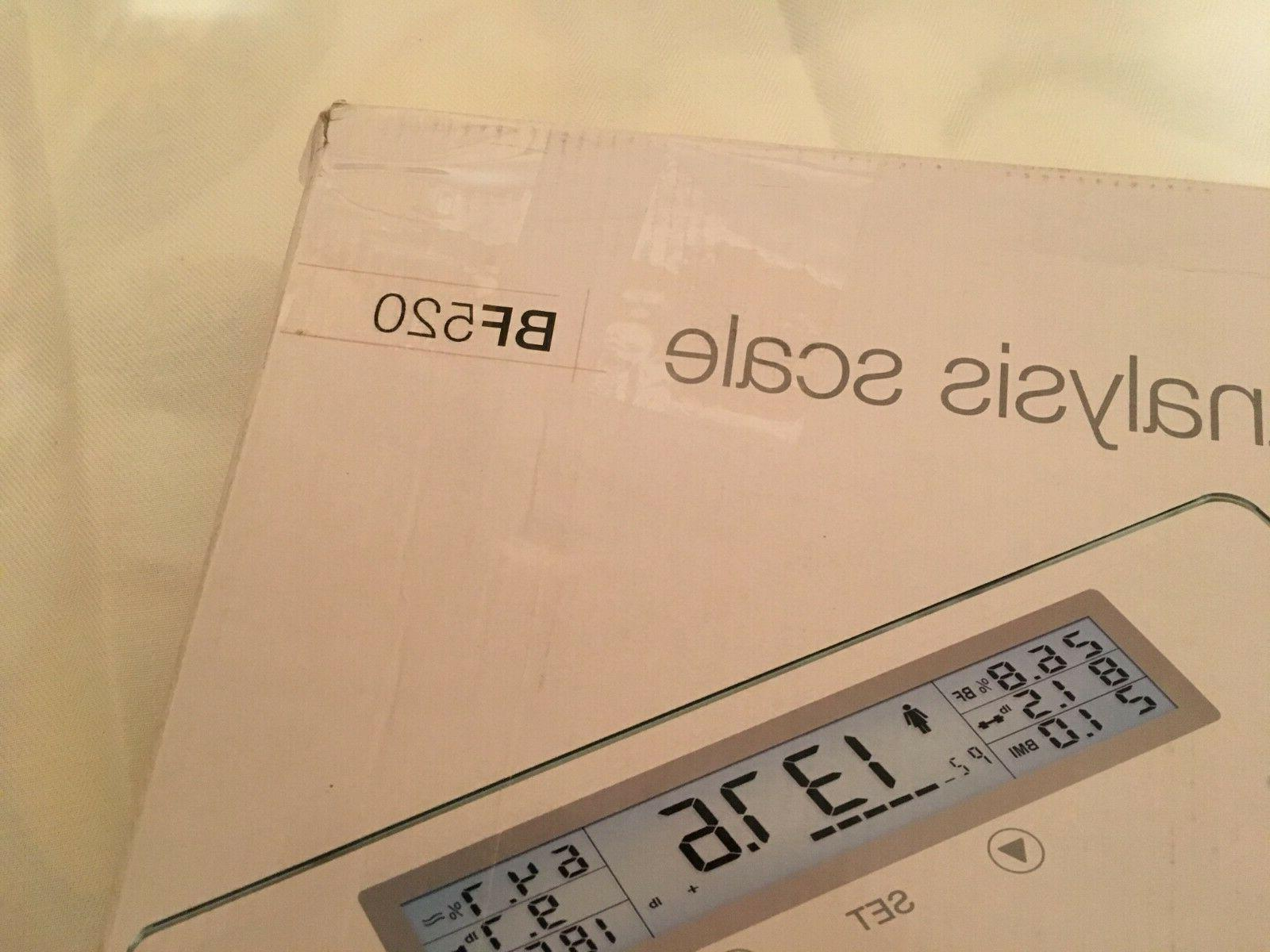 Beurer Glass Scale Extra Large Box