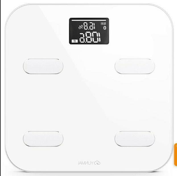 m1301 bluetooth smart digital body fat scale