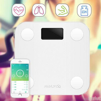 Yunmai Mini Smart Weight Body Scale Digital BMI Bluetooth iO
