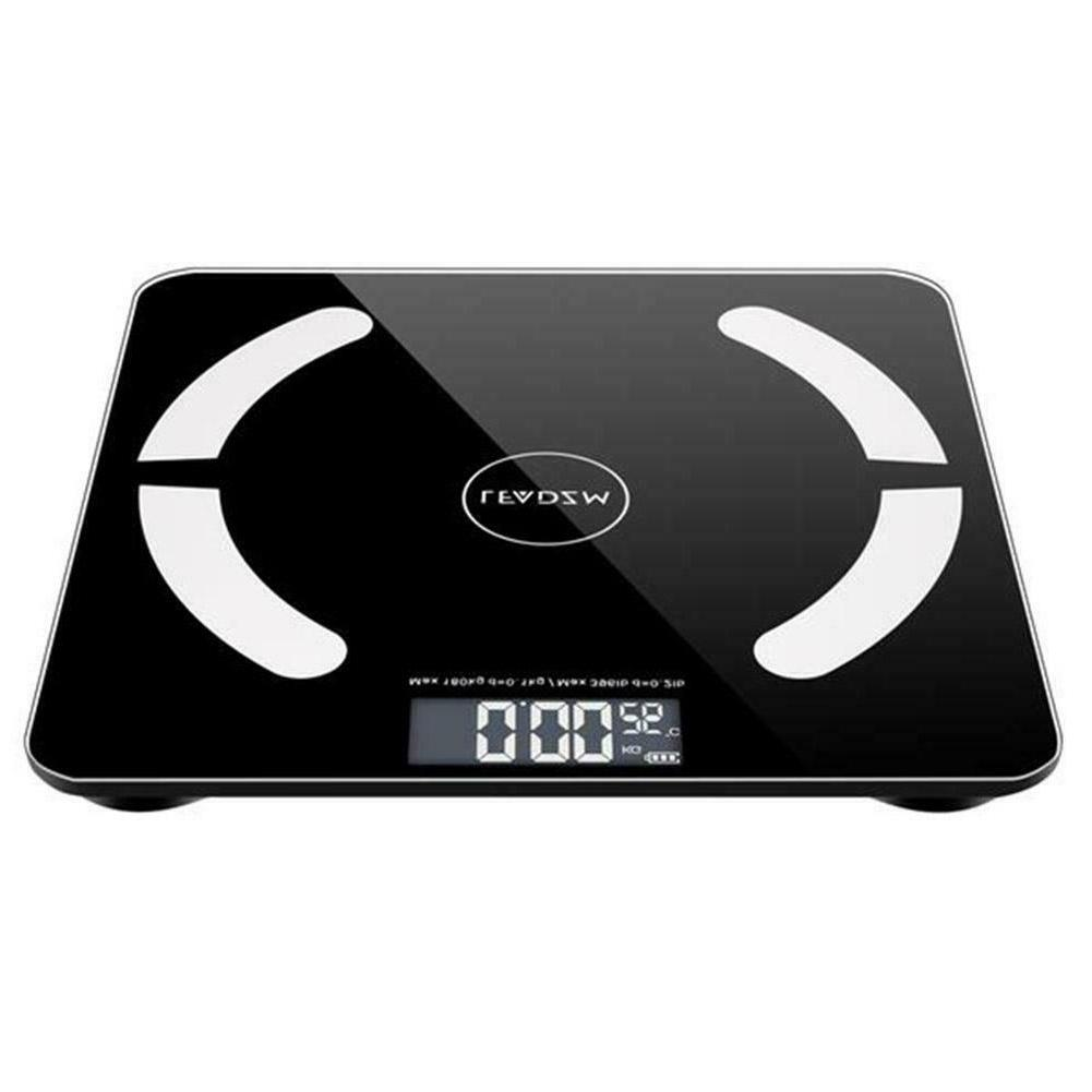 180kg/400lbs Bluetooth Scale LCD Weight