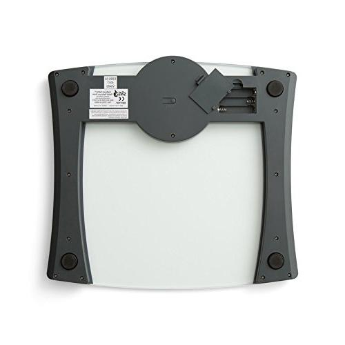 EatSmart Bathroom Scale BMI and Intake, Pound Capacity